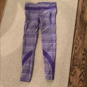 Lululemon ankle tights!